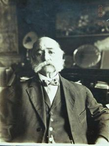 Emerson in later years. Image courtesy of Barbara Sharp